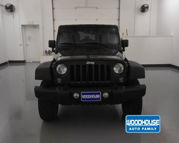 Certified Pre-Owned 2016 Jeep Wrangler Unlimited Rubicon