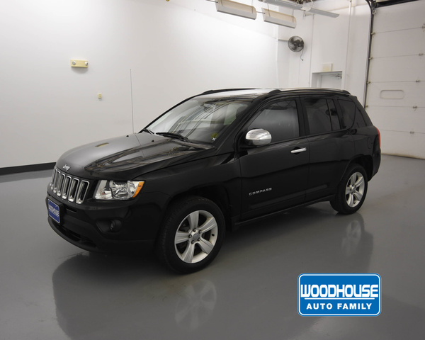 Pre-Owned 2013 Jeep Compass Sport