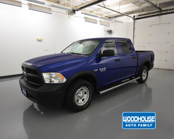 Pre-Owned 2015 RAM 1500 Trades