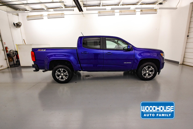Pre-Owned 2016 Chevrolet Colorado Z71 Sb