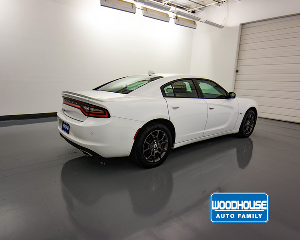 Certified Pre-Owned 2018 Dodge CHARGER AWD GT