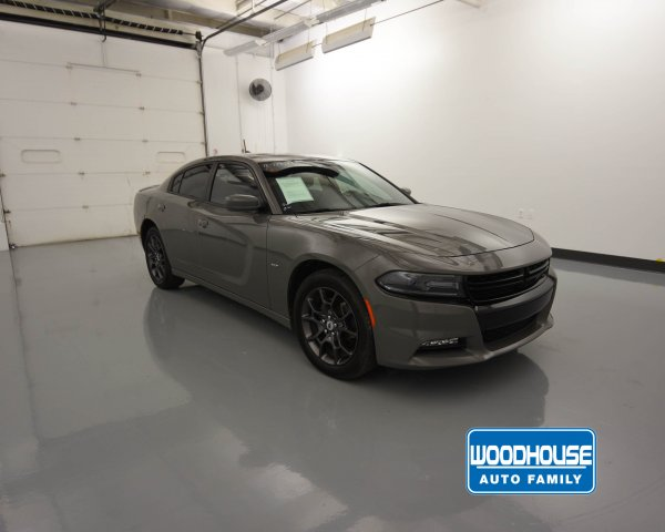 Certified Pre-Owned 2018 Dodge Charger GT