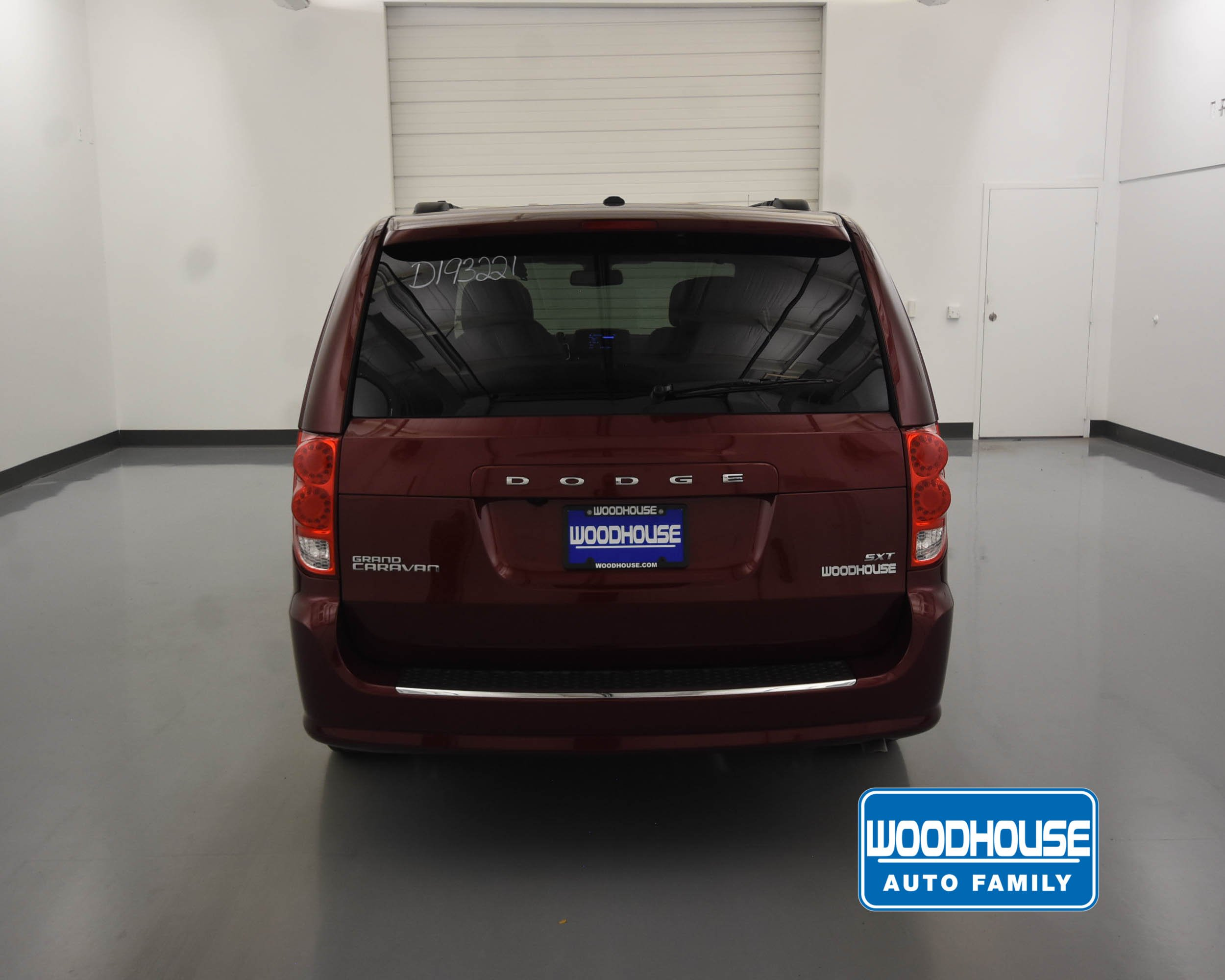 New 2019 DODGE Grand Caravan SXT 35th Anniversary Edition