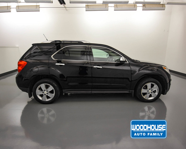 Pre-Owned 2012 Chevrolet EQUINOX AWD LTZ