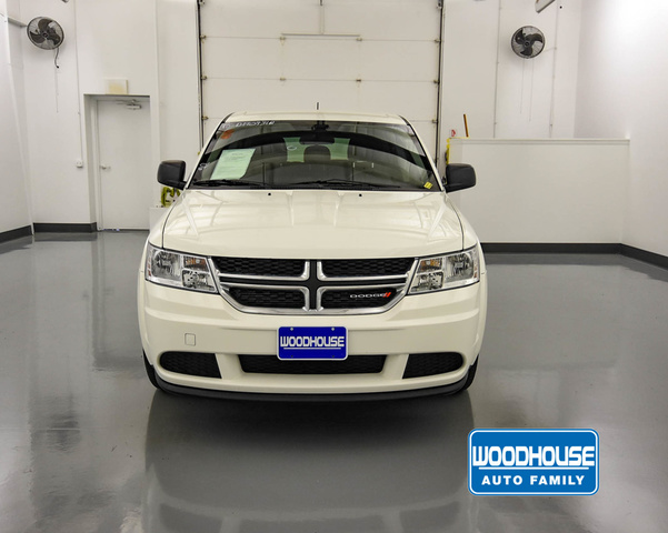 Certified Pre-Owned 2015 Dodge Journey SE