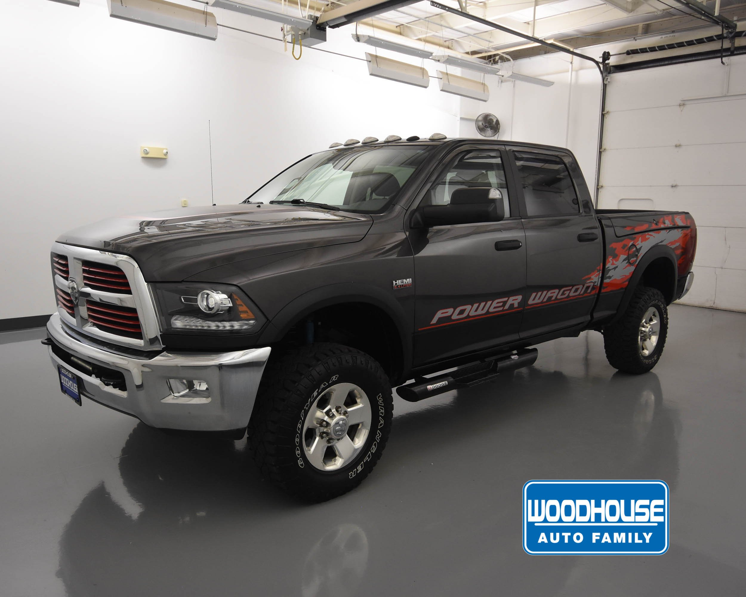 2016 Ram 2500 >> Pre Owned 2016 Ram 2500 Power Wagon 4wd