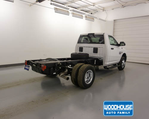New 2018 RAM 3500 Chassis Cab St Chassis Cab Dually 60