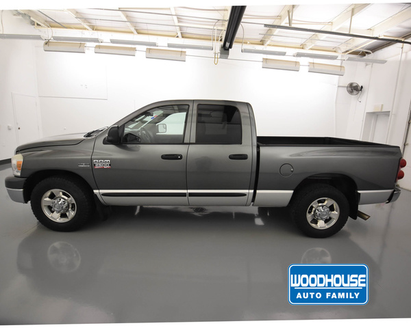 Pre-Owned 2007 RAM Ram 2500 Slt Big Horn Sb