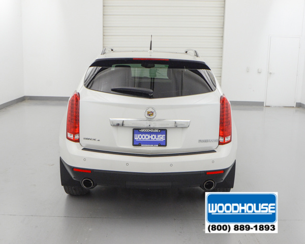 Pre-Owned 2010 Cadillac SRX AWD LUXURY
