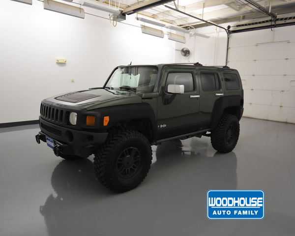 Pre-Owned 2006 HUMMER H3 SUV H3