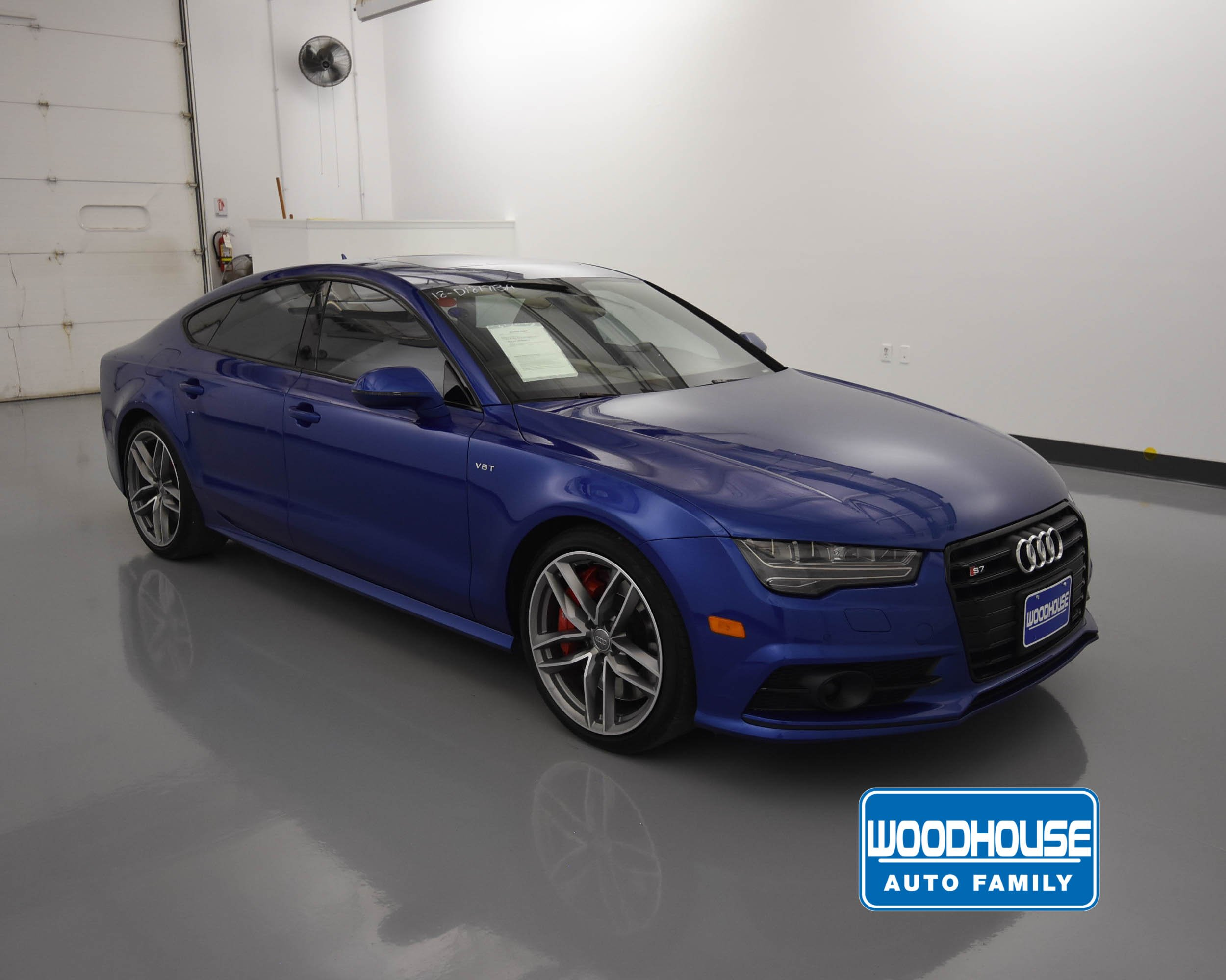Pre-Owned 2018 Audi S7 Premium Plus