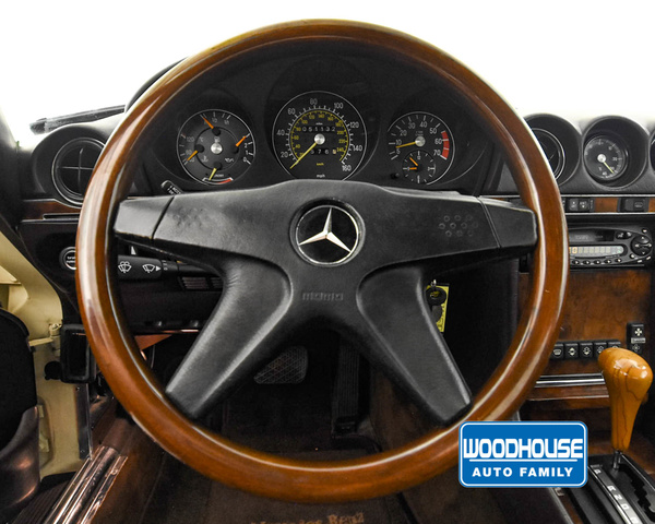 Pre-Owned 1984 Mercedes-Benz 3-SERIES 380sl