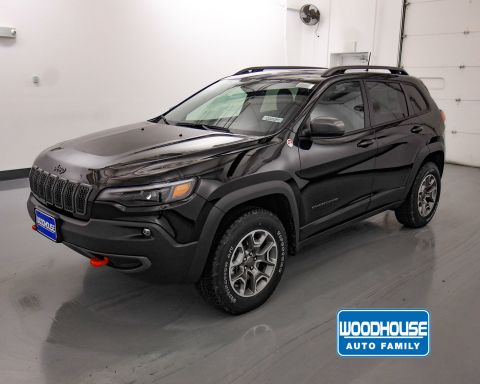 2020 JEEP Cherokee Trailhawk