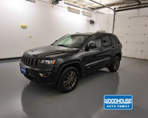 Certified Pre-Owned 2016 Jeep Grand Cherokee Laredo 75th Anniversary