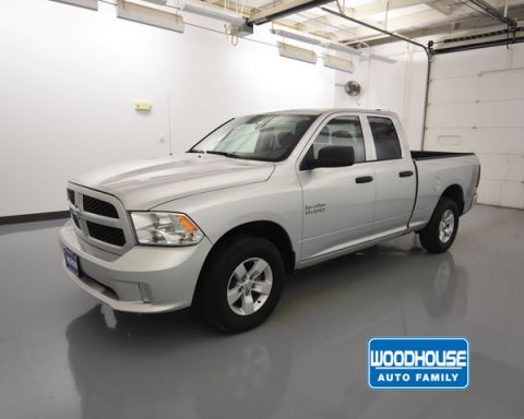Pre-Owned 2017 RAM 1500 Trades Sb