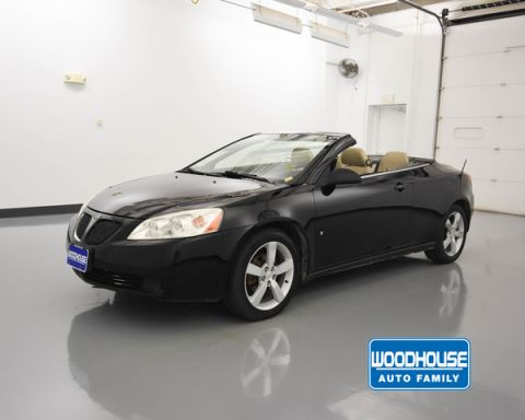 Pre-Owned 2007 Pontiac G6 Gt Convertible