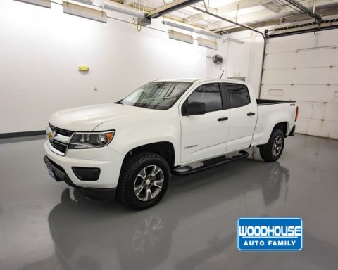 Pre-Owned 2015 Chevrolet Colorado Wt Lb