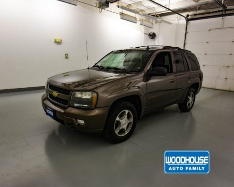 Pre-Owned 2008 Chevrolet TrailBlazer LT w/1LT