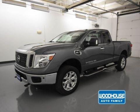 Pre-Owned 2018 Nissan Titan XD SV