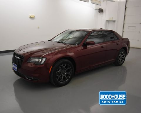 Certified Pre-Owned 2018 Chrysler 300 AWD S