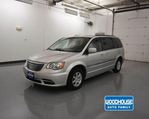 Pre-Owned 2012 Chrysler T&C Touring