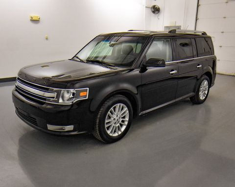 Pre-Owned 2016 Ford Flex SEL AWD