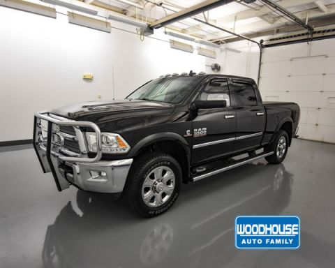 Pre-Owned 2015 RAM 3500 Limited Longhorn Sb
