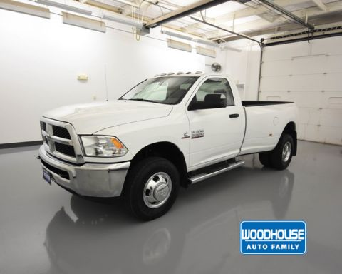 Pre-Owned 2016 RAM 3500 St Lb Dually