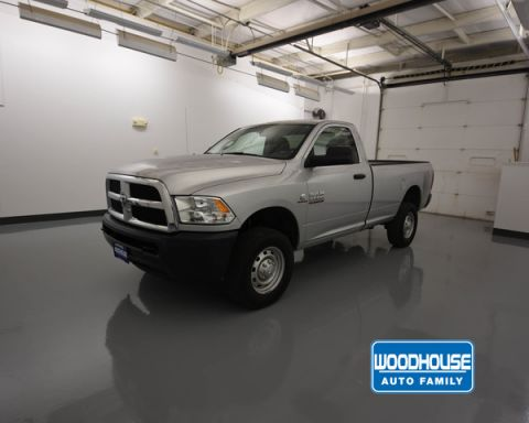 Pre-Owned 2018 RAM 2500 Trades Lb