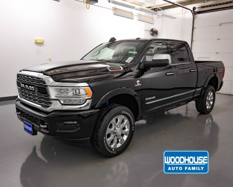 New 2019 RAM 2500 Limited With Navigation