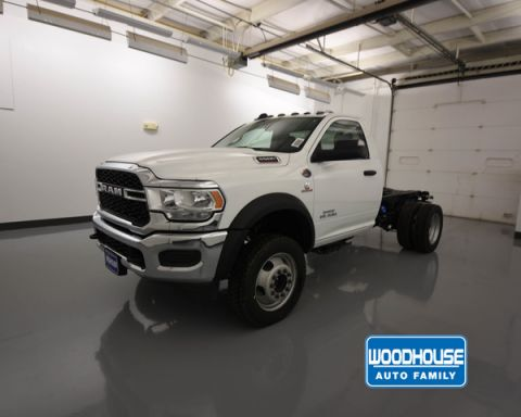 New 2019 RAM 5500 Chassis Cab St Ch. Cab Dually 60