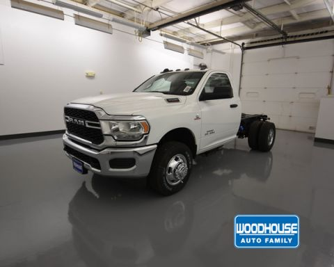 New 2019 RAM 3500 Chassis Cab St Chassis Cab Dually