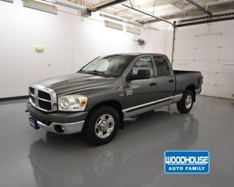 Pre-Owned 2007 Dodge Ram 2500 Slt Big Horn Sb
