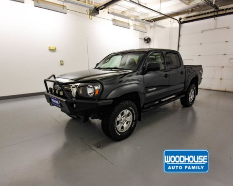 Pre-Owned 2011 Toyota Tacoma Gs Sb
