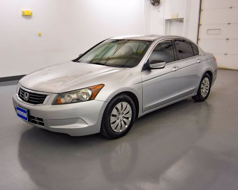 Pre-Owned 2008 Honda Accord Sdn LX FWD 4dr Car