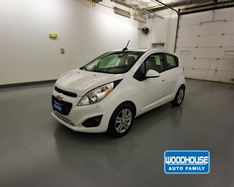 Pre-Owned 2015 Chevrolet Spark Ls Hatchback